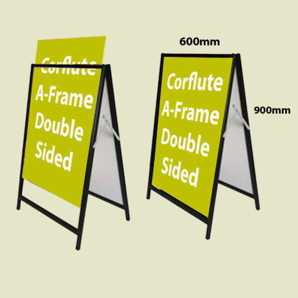 Portable Custom A-Frame Sign Board